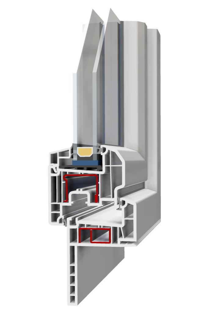pvc window renovo 5 pvc nagode. Black Bedroom Furniture Sets. Home Design Ideas